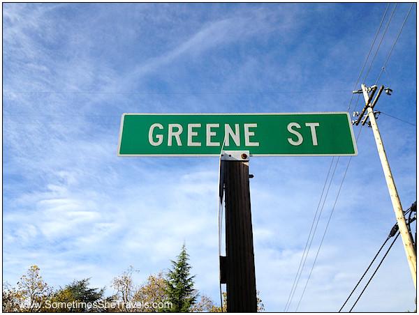 Annadel Green Street