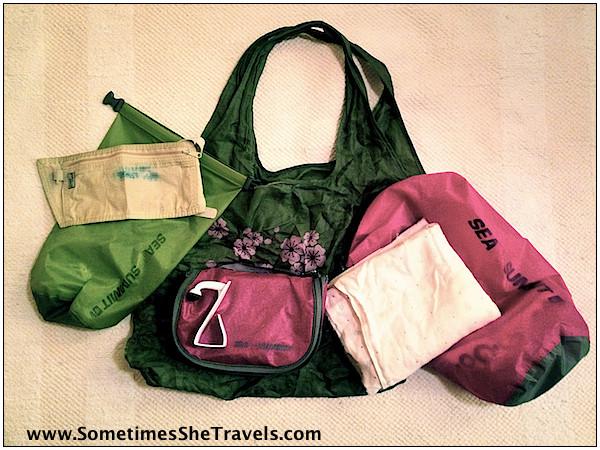 various bags