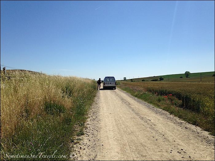 Camino de Santiago | Water Van