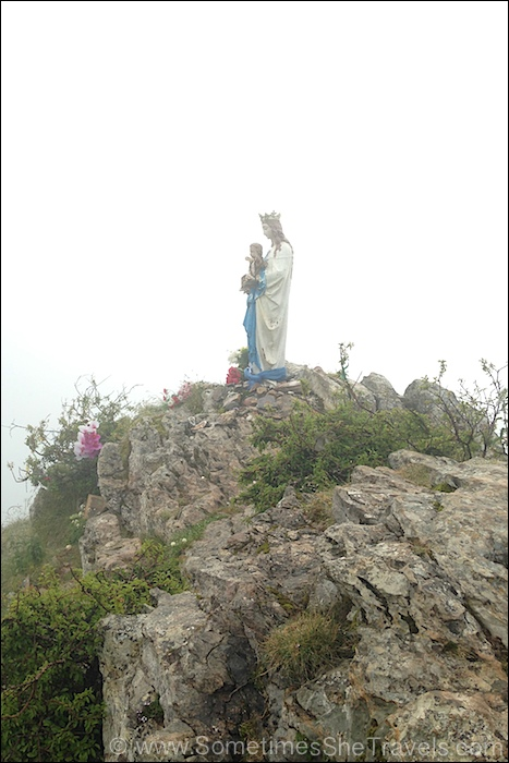 Camino Francés: Virgin of Orisson