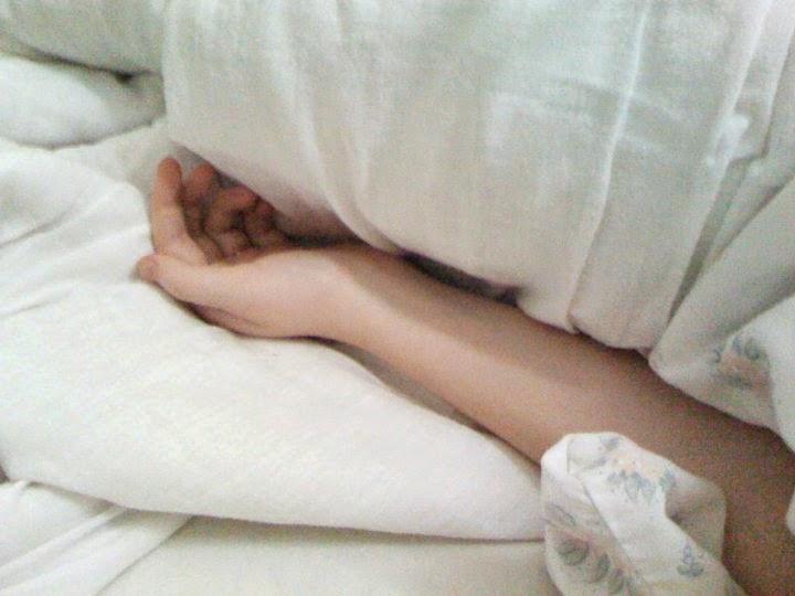 Sleeping by Jane Paludanus