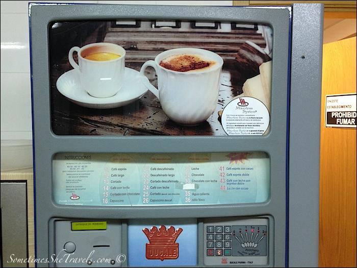 Albergue Coffee Machine