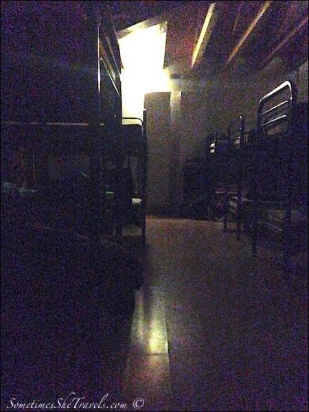 Santo Domingo albergue casa de la cofradía