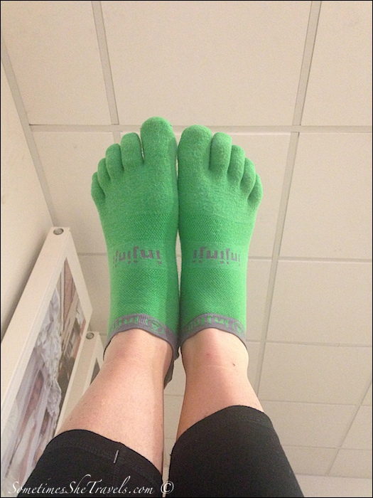 camino de Santiago iniji socks